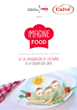 Libro Imagine Food 1º Edición