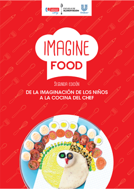 Libro Imagine Food 2º Edición